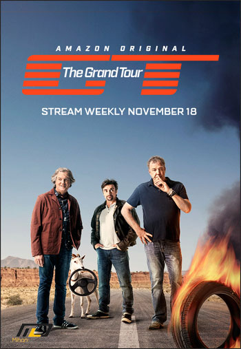 The Grand Tour 2016 دانلود برنامه تلویزیونی تور بزرگ The Grand Tour 2016