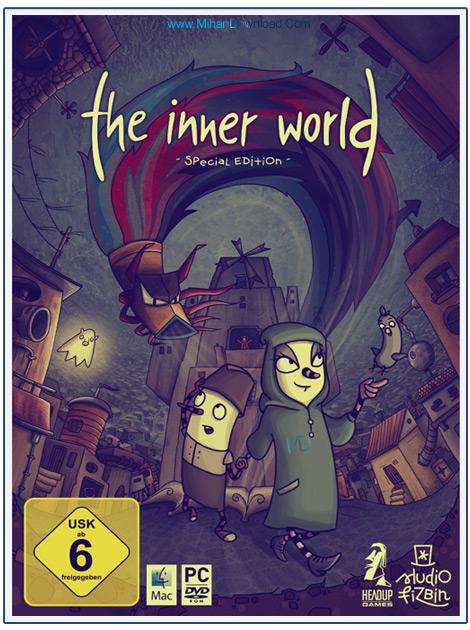 The Inner World MULTI2 11 دانلود بازی The Inner World دنیای درونی