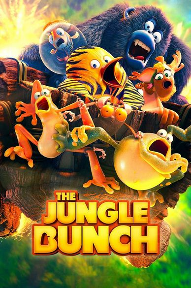 The Jungle Bunch 2017 1 دانلود انیمیشن The Jungle Bunch 2017