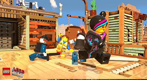 The LEGO Movie Videogame Proper 2 دانلود بازی لگو The LEGO Movie Videogame Proper