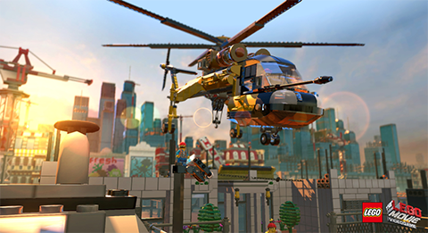 The LEGO Movie Videogame Proper 4 دانلود بازی لگو The LEGO Movie Videogame Proper