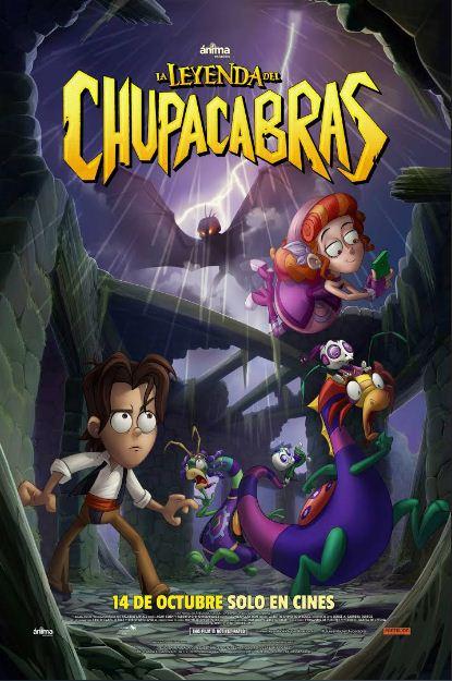 The Legend of Chupacabras 2016 1 دانلود دوبله فارسی انیمیشن The Legend of Chupacabras