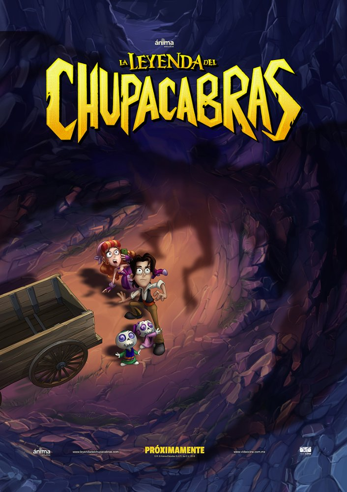 The Legend of Chupacabras 2017 دانلود انیمیشن The Legend of Chupacabras 2017