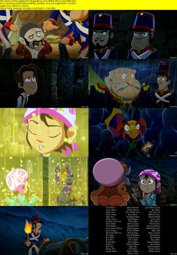 The Legend of Chupacabras 20171 دانلود انیمیشن The Legend of Chupacabras 2017