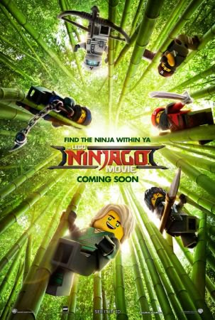 The Lego Ninjago Movie 2017 1 دانلود انیمیشن The LEGO Ninjago Movie 2017