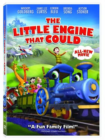 The Little Engine That Could 1 دانلود انیمیشن The Little Engine That Could