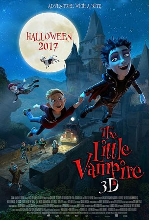 The Little Vampire 1 دانلود انیمیشن خون آشام کوچولو