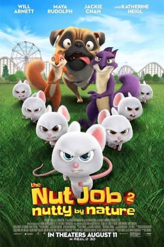 The Nut Job 2 Nutty by Nature 2017 1 دانلود انیمیشن The Nut Job 2: Nutty by Nature 2017