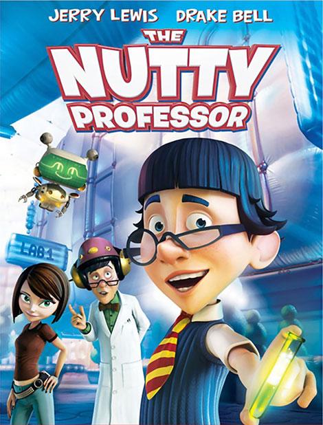 The Nutty Professor 2008 دانلود دوبله فارسی انیمیشن The Nutty Professor 2008