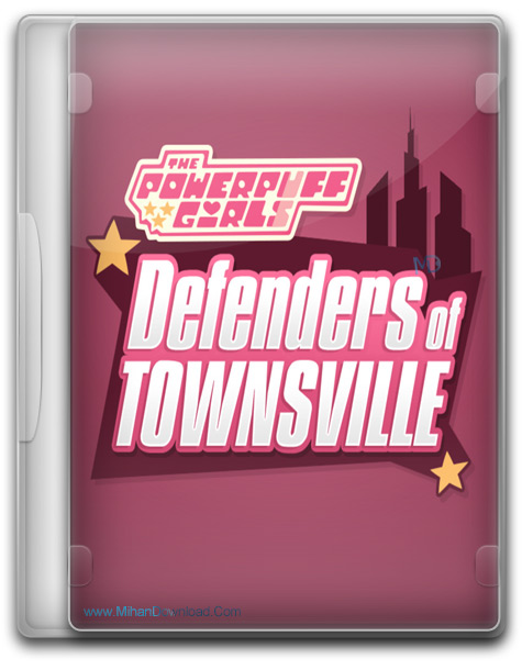 The Powerpuff Girls Defenders of Townsville 1 دانلود بازی The Powerpuff Girls Defenders of Townsville