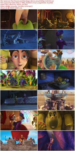 The Princess and the Magic Mirror 2 دانلود انیمیشن پرنسس و آینه جادویی