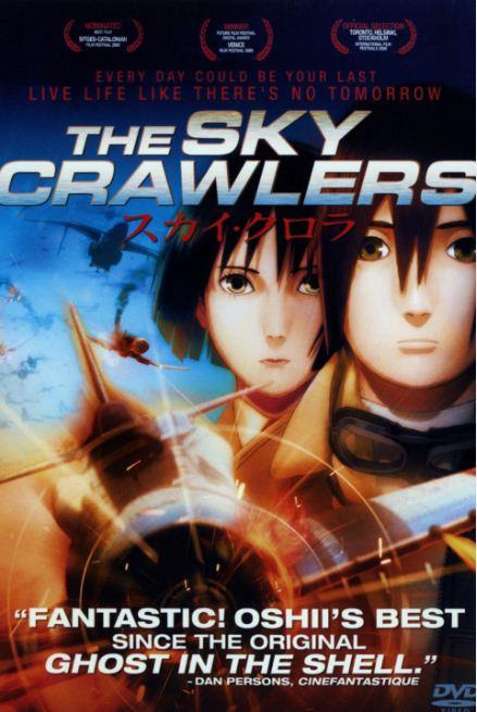 The Sky Crawlers 1 دانلود دوبله فارسی انیمیشن جنگجویان آسمان