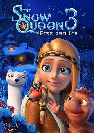The Snow Queen 3 2016 1 دانلود دوبله فارسی انیمیشن ملکه برفی 3