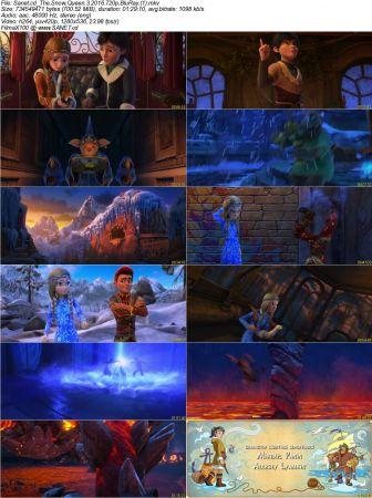 The Snow Queen 3 2016 2 دانلود دوبله فارسی انیمیشن ملکه برفی 3