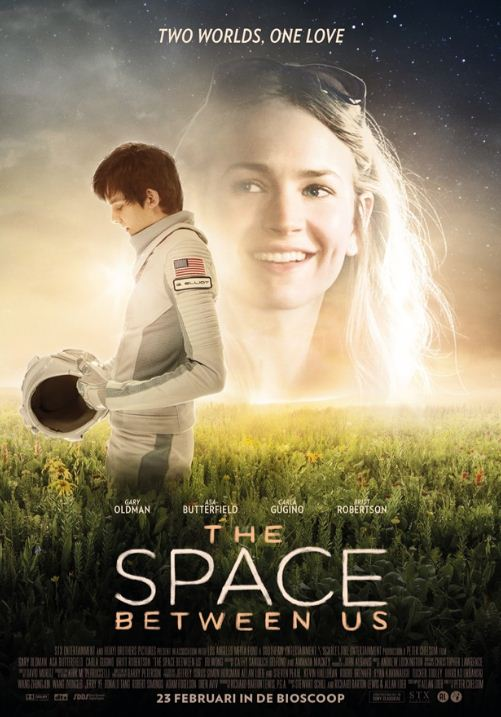 The Space Between Us 2017 1 دانلود دوبله فارسی فیلم The Space Between Us 2017