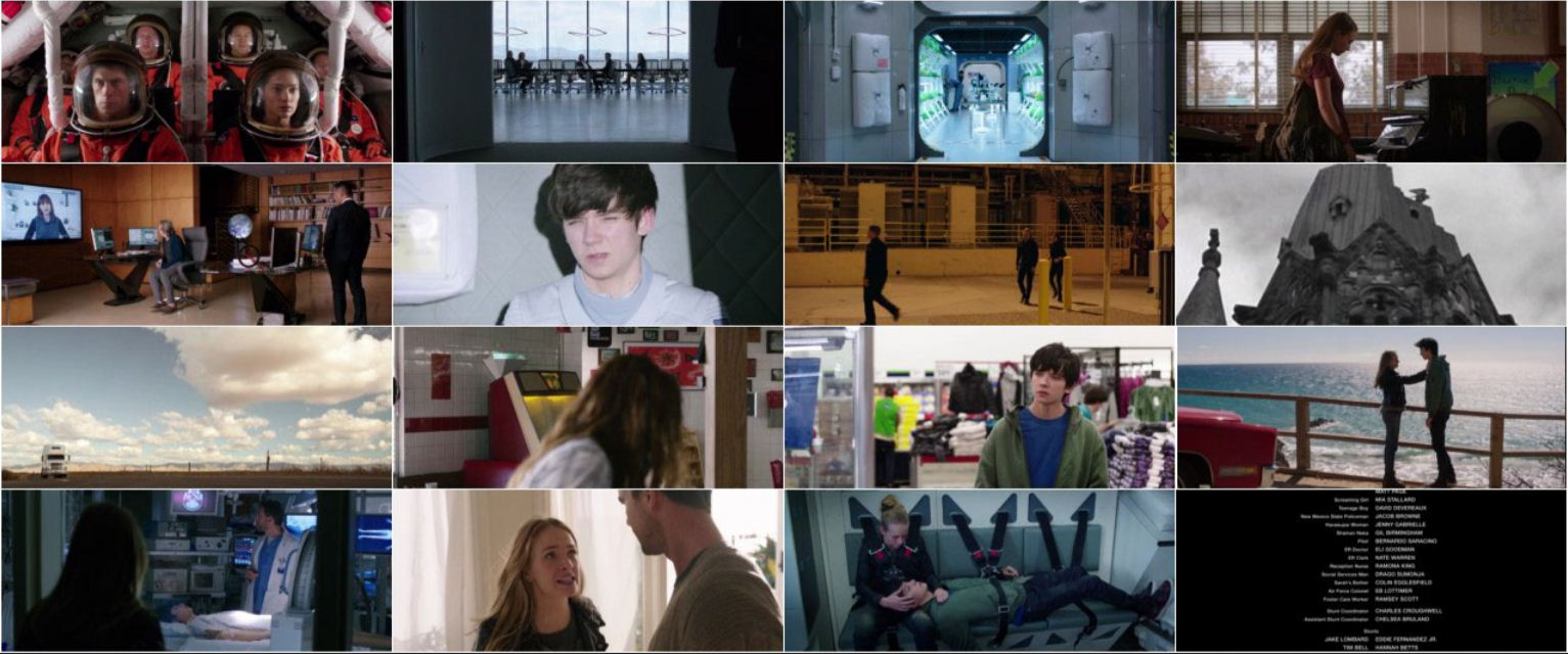 The Space Between Us 2017 2 دانلود دوبله فارسی فیلم The Space Between Us 2017