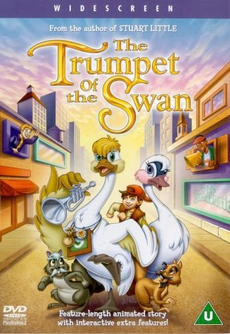 The Trumpet of the Swan 2001 1 دانلود انیمیشن قوی شیپورچی