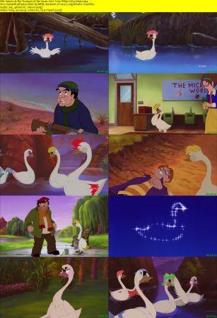 The Trumpet of the Swan 2001 2 دانلود انیمیشن قوی شیپورچی