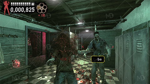 The Typing Of The Dead Overkill 3 دانلود بازی خانه ی مرگ The Typing Of The Dead Overkill