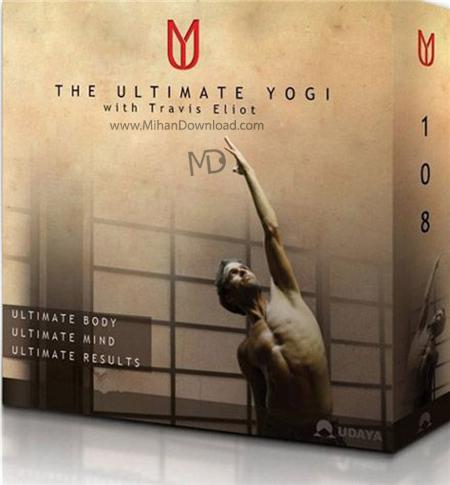 The Ultimate Yogi with Travis Eliot Course DVDRip دانلود آموزش یوگا بیش از 17 ساعت آموزش Yogi