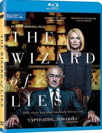 The Wizard of Lies 1 دانلود فیلم جادوی دروغ ها با دوبله فارسی