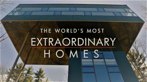 The World's Most Extraordinary Homes 2017 1 <strong></strong> خانه ها