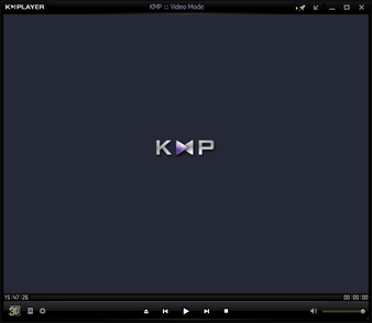 The KMPlayer screenshot دانلود KMPlayer 4.0.2.6 Final نرم افزار پخش فایل های صوتی و تصویری