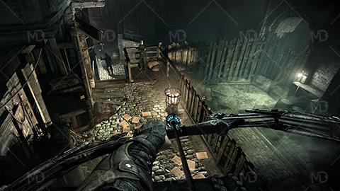 Thief 3 دانلود بازی دزد Thief