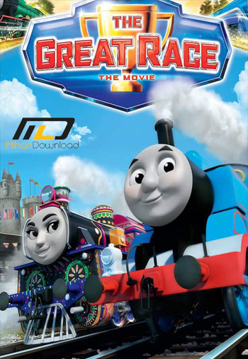 Thomas And Friends The Great Race 2016 دانلود انیمیشن Thomas And Friends The Great Race 2016