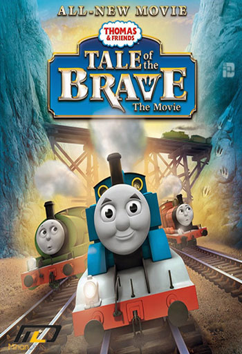Thomas.and .Friends.Tale .of . دانلود انیمیشن 2014 Thomas & Friends: Tale of the Brave