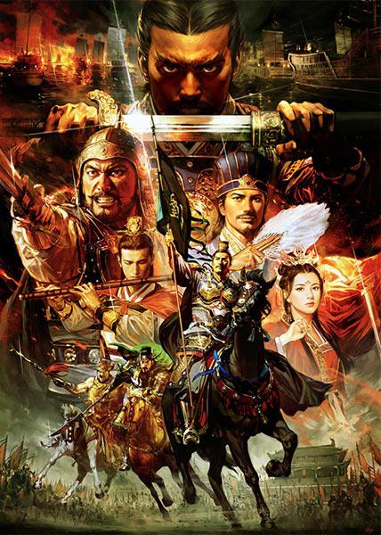 Three.Kingdoms.The .Last .War 1 دانلود Three Kingdoms The Last Warlord بازی سه امپراطوری تاریخ و زمان آخرین جنگ سالاری برای کامپیوتر