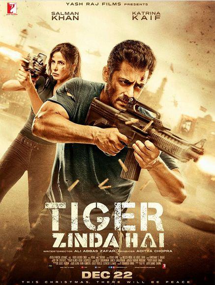 Tiger Zinda Hai 1 دانلود فیلم دیدنی و جذاب تایگر زنده می باشد با دوبله فارسی