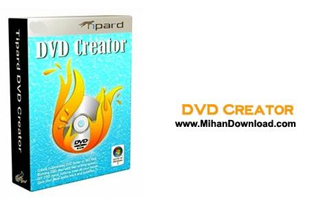 Tipard DVD Creator دانلود نرم افزار ساخت دی وی دی از فایل های ویدئویی Tipard DVD Creator v5.1.10