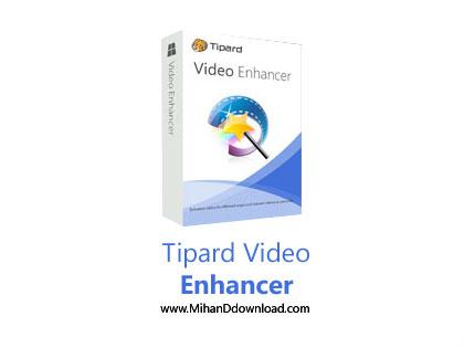 Tipard Video Enhancer دانلود نرم افزار بهبود کیفیت فایل های ویدئویی Tipard Video Enhancer v9.2.18