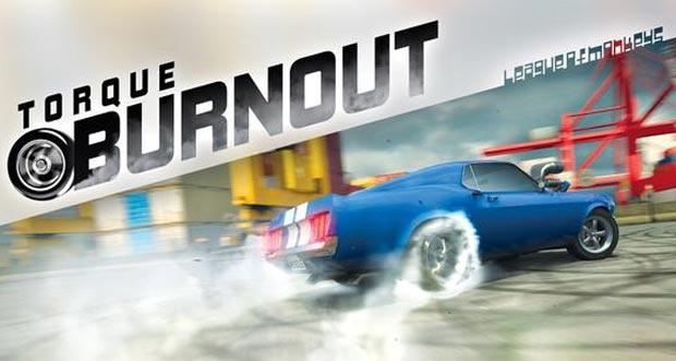 Torque Burnout icon دانلود بازی Torque Burnout بازی دریفت اتومبیل ها برای آندروید
