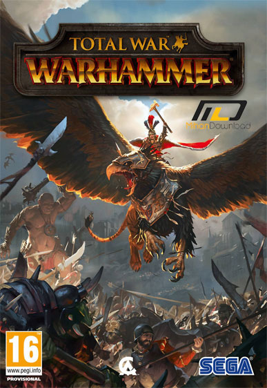 Total War WARHAMMER دانلود بازی Total War WARHAMMER برای PC