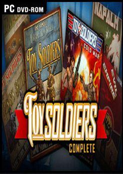 Toy Soldiers دانلود بازی Toy Soldiers برای کامپیوتر