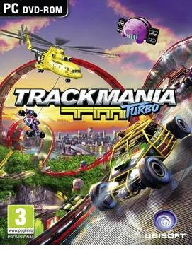 Trackmania Turbo دانلود بازی Trackmania Turbo برای کامپیوتر