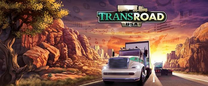 TransRoad USA 1 دانلود بازی TransRoad USA برای کامپیوتر