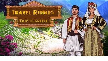 Travel Riddles Trip to Greece دانلود بازی سفر به یونان برای حل معماها