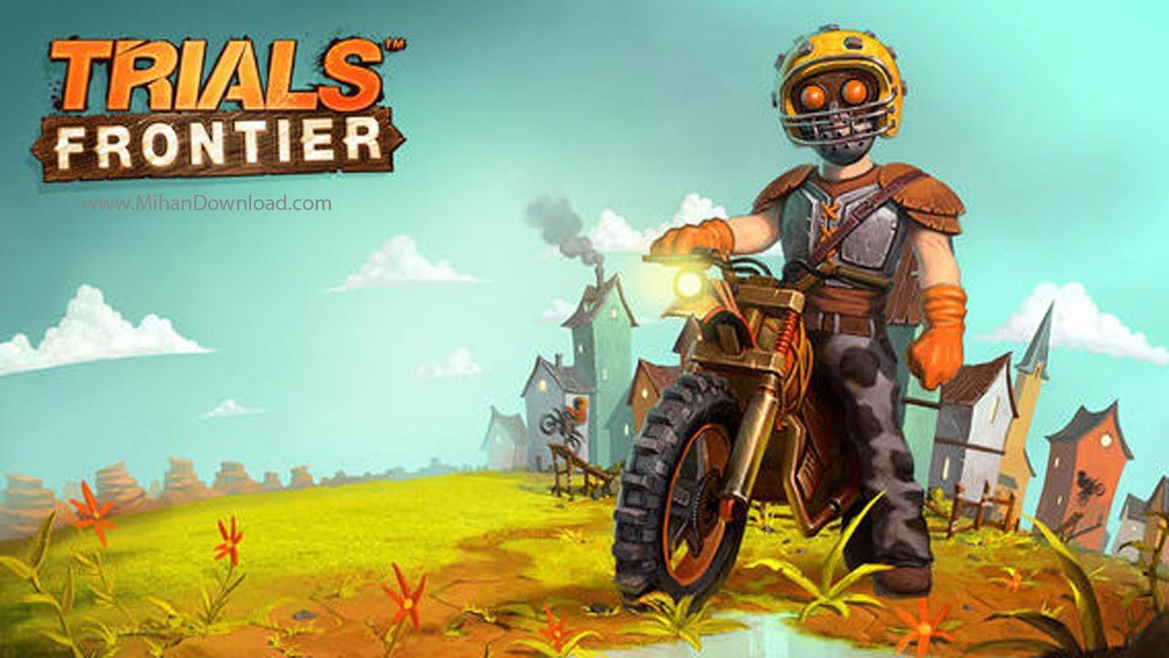 Trials Frontier icon2 دانلود بازی موتور سواری ترایل فرنتیر برای آندروید + مود