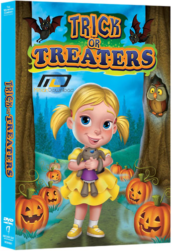 Trick or Treaters دانلود انیمیشن Trick or Treaters 2016