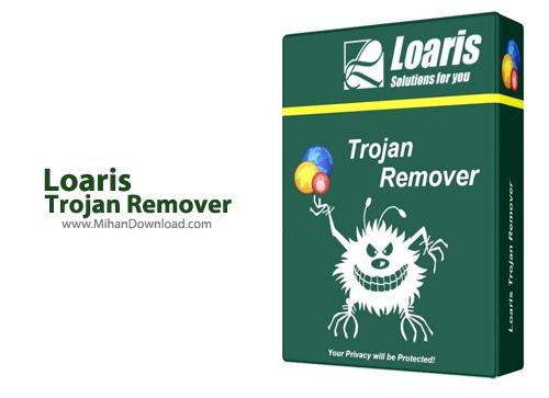 Trojan Remover2 نرم افزار حذف تروجان Loaris Trojan Remover 1 3 1 0