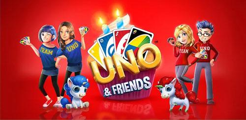UNO دانلود بازی یونو و دوستان UNO™ & Friends 2.5.1e اندروید