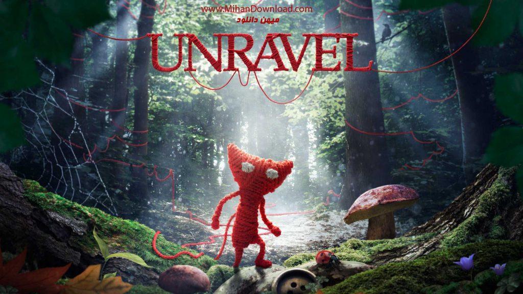 UNRAVEL icon 1024x576 دانلود بازی ماجرایی Unravel برای کامپیوتر