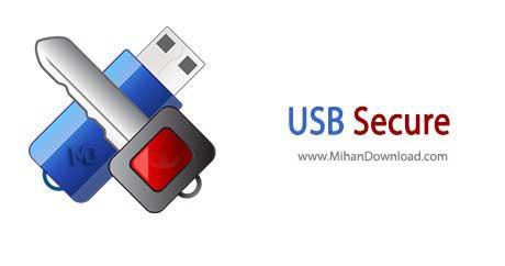 USB Secure دانلود نرم افزار گذاشتن قفل روی فلش مموری