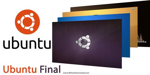 Ubuntu دانلود لینوکس اوبونتو Ubuntu v13 10