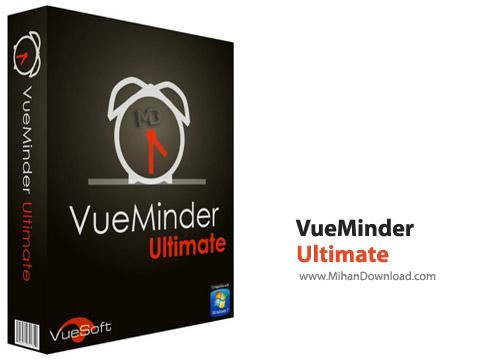Ultimate1 نرم افزار تقویم برای ویندوز VueMinder Ultimate 11 1 0