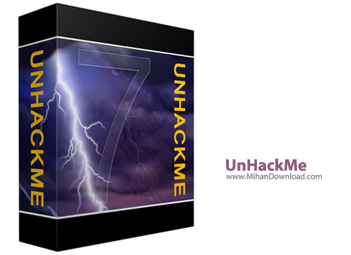 UnHackMe دانلود UnHackMe 7.50 Build 450
