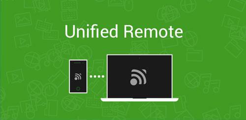 Unified دانلود نرم افزار کنترل کامپیوتر از راه دور Unified Remote Full 3.5.0 اندروید